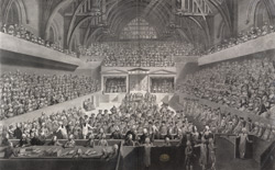 The Tryal of Warren Hastings Esq. Before the Court of Peers in Westminster Hall